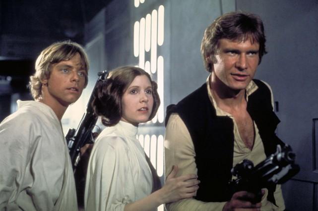Han Solo a été personnifié par Harrison Ford... (20th Century Fox)
