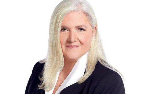 La présidente et chef de la direction du... (Photo tirée du site groupetva.ca)