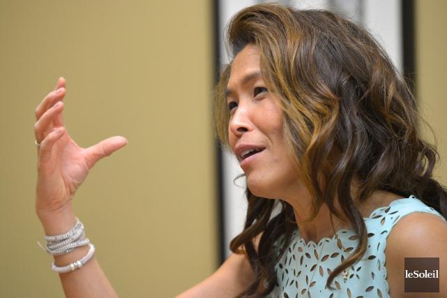 MeKhuong a été arrêtée à Laval en avril... (Photothèque Le Soleil, Yan Doublet)