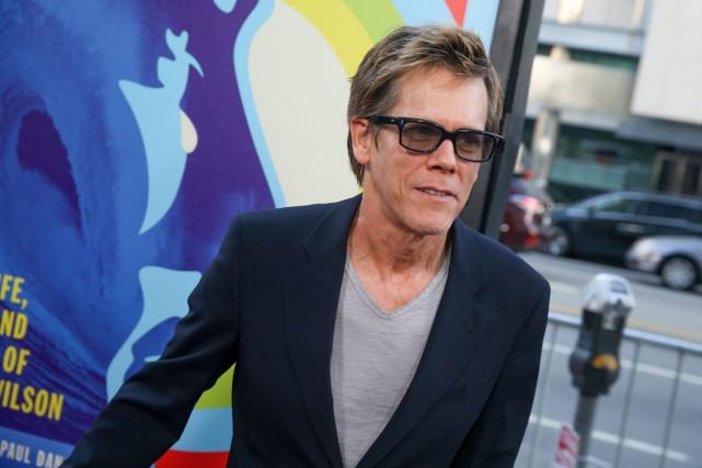 Kevin Bacon présentera à Montréal le film Cop... (PHOTO ARCHIVES AP)