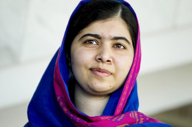 Scolarisée en Grande-Bretagne, Malala n'est pas retournée dans... (PHOTO VEGARD WIVESTAD GROTT, REUTERS/NTB)