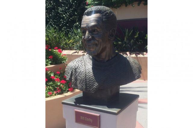 Les dirigeants de Walt Disney World ont annoncé qu'une statue de bronze à... (PHOTO ARCHIVES AP)