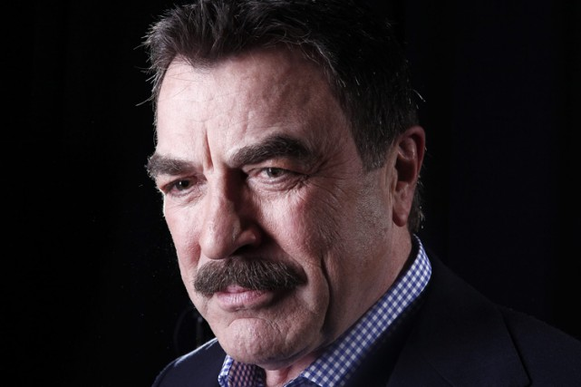 Tom Selleck... (ARCHIVES AP)