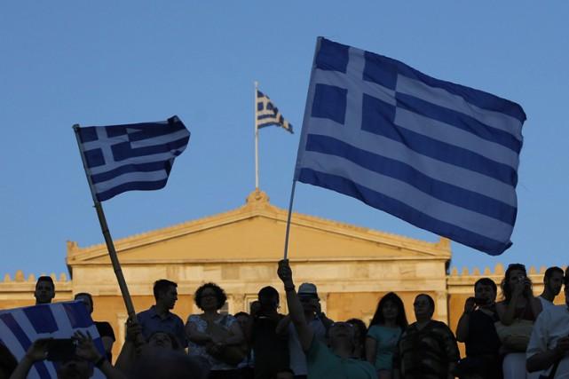 Stephen Harper est le rempart du Canada contre le spectre de la crise grecque,... (PHOTO AP)