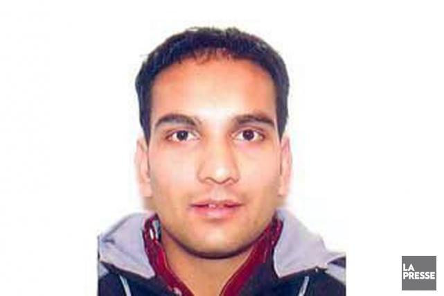 On ignore comment le suspect,Harinder Singh Cheema, a... (Photo La Presse)