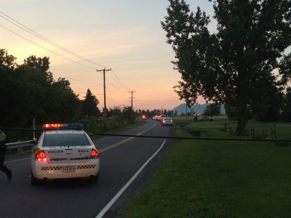 Une fusillade a fait deux morts et un blessé grave, hier soir, à Marieville. On...