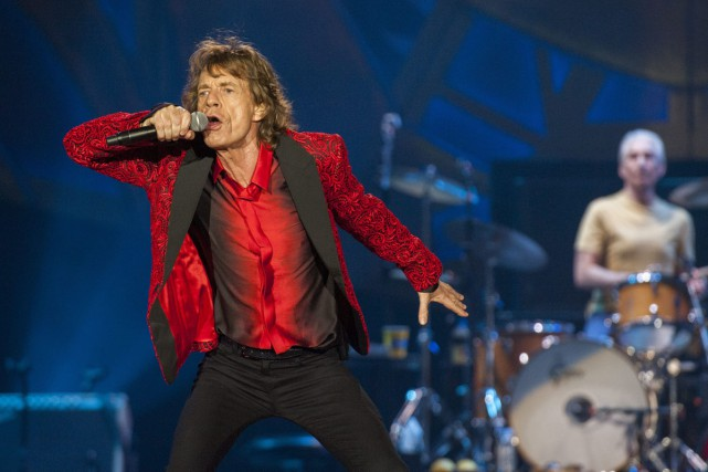 Ce qui rend le concert des Rolling Stones... (PHOTO ARCHIVES AP)