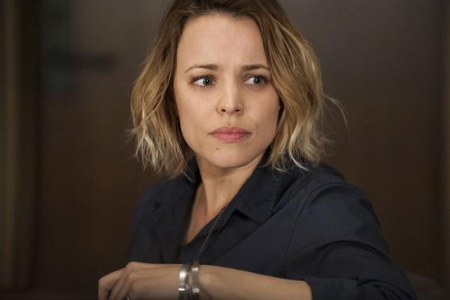 Ani Bezzerides (Rachel McAdams), détective solitaire dans True... (PHOTO FOURNIE PAR HBO)