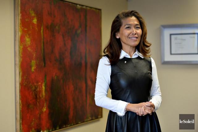 Lu Chan Khuong... (PHOTO PATRICE LAROCHE, ARCHIVES LE SOLEIL)