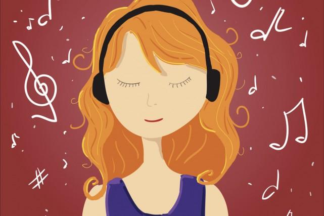 Qu'écoute-t-on à Lima? À Hong Kong? À Paris? Legéant de la musique en ligne... (PHOTO DIGITAL VISION/THINKSTOCK)