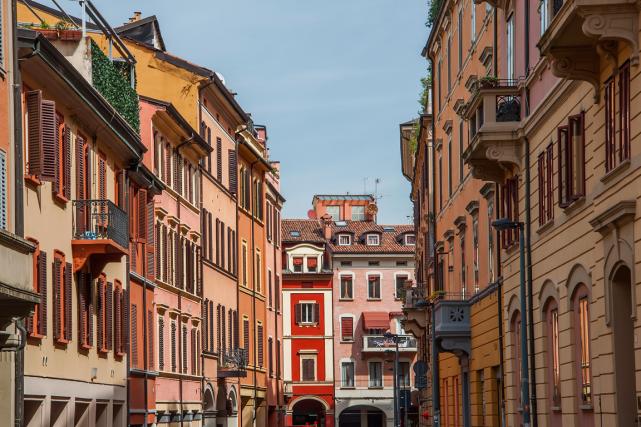 Bologne,c'est l'une des villes d'Italie où l'on mange... (PHOTO THINKSTOCK)