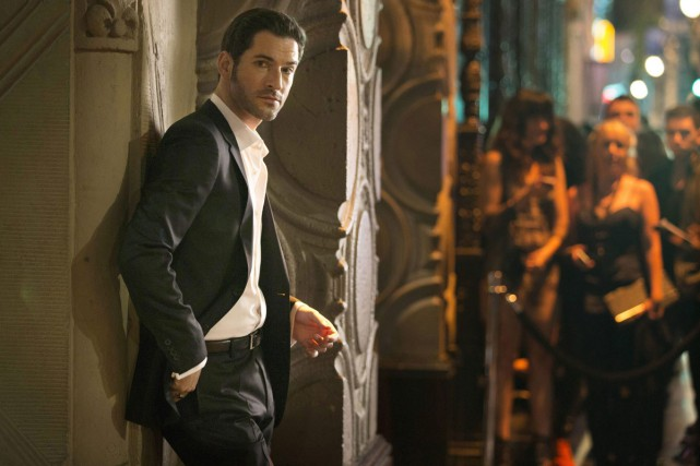 Tom Ellis, vedette de Lucifer, une nouvelle série... (PHOTO FOURNIE PAR FOX)