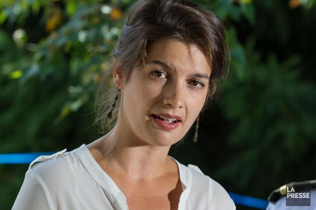 Geneviève Guilbault... (Archives La Presse)