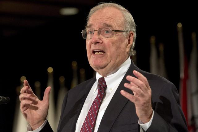 L'ancien premier ministre du Canada, Paul Martin... (Photo Ryan Remiorz, La Presse Canadienne)