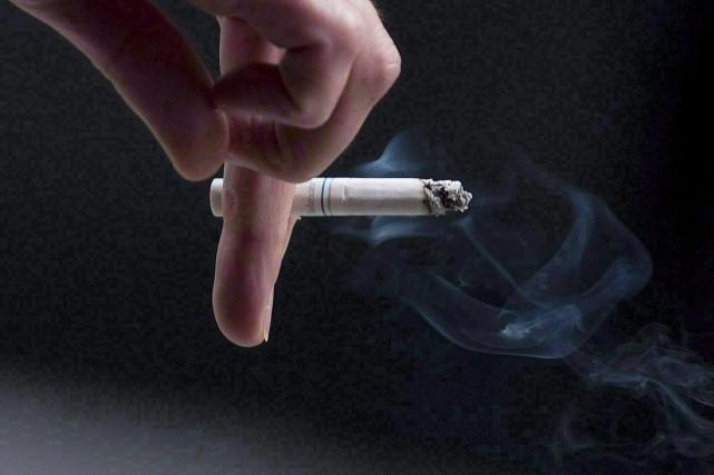 Les plus importants fabricants de cigarettes du pays étaient réunis en cour à... (PHOTO ARCHIVES LA PRESSE CANADIENNE)