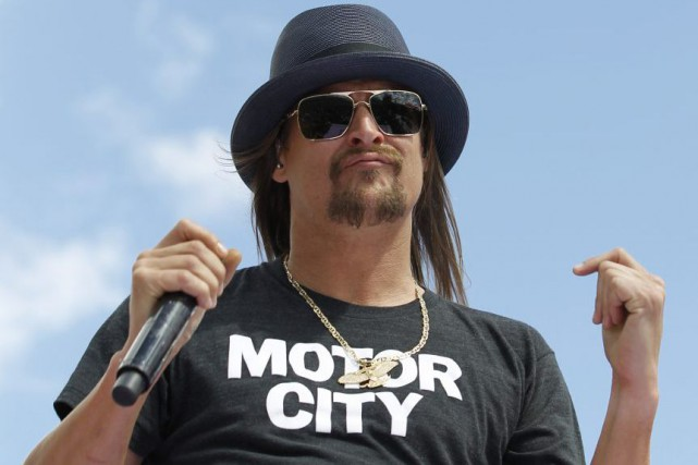 Kid Rock... (PHOTO ARCHIVES AP)