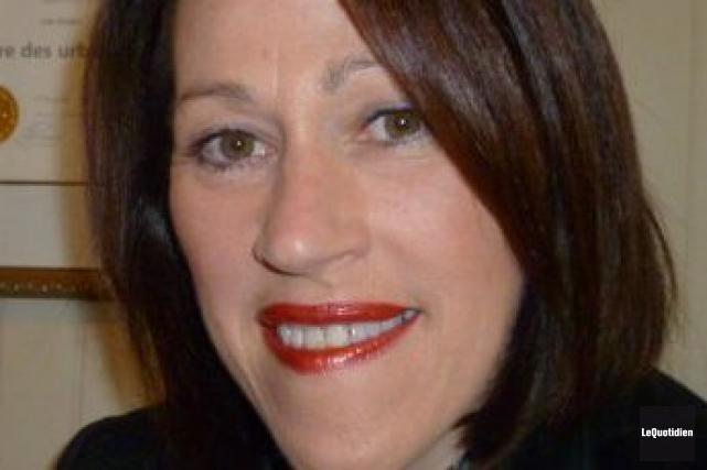 Julie Simard, urbaniste et consultante spécialisées à Chicoutimi.... ((Archives Le Quotidien))