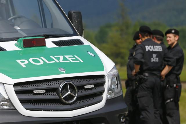 Deux personnes âgées ont été tuées vendredi en Bavière (sud de l'Allemagne)... (PHOTO MATTHIAS SCHRADER, ARCHIVES AP)