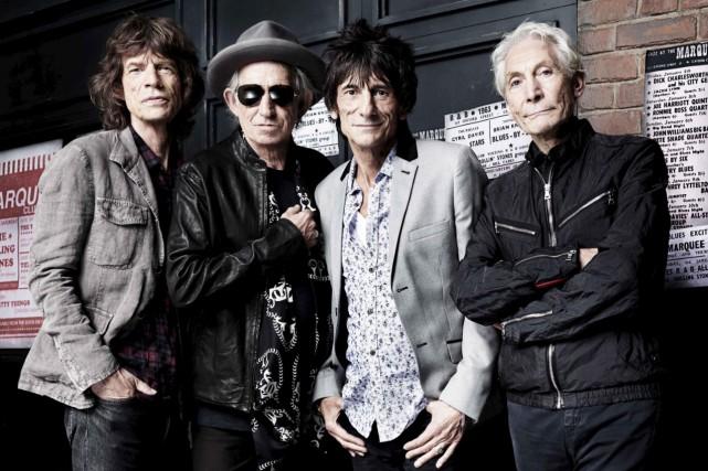 Les Rolling Stones fouleront les plaines d'Abraham le... (Archives AP)