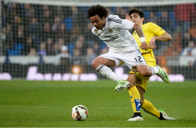 Marcelo... (PHOTO DANI POZO, AFP)