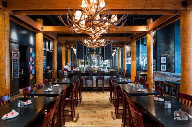 La brasserie Archibaldà l'aéroport Montréal-Trudeau... (PHOTO EDOUARD PLANTE-FRÉCHETTE, ARCHIVES LA PRESSE)