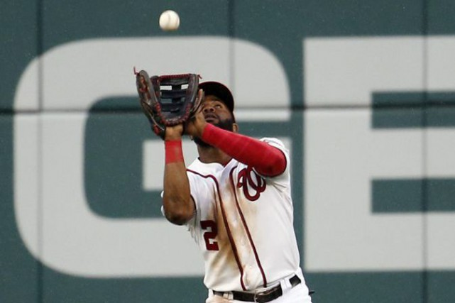 Denard Span... (Photo Alex Brandon, AP)