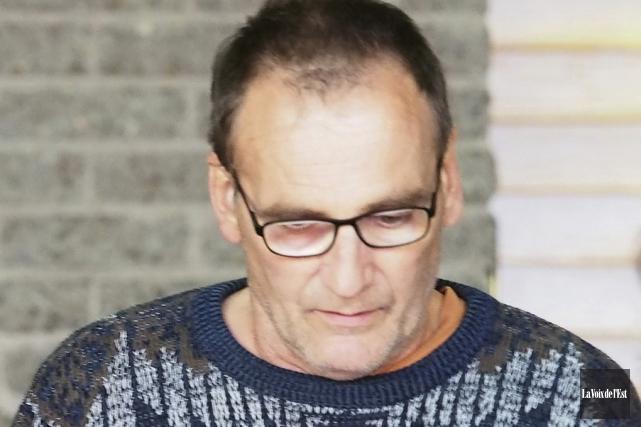 Armand Jacob (photo) souffre de problèmes cardiaques et... (photo La Voix de l'Est)