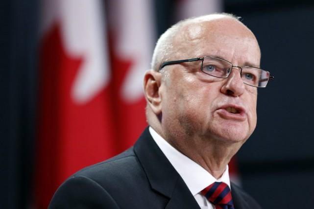 L'ombudsman des vétérans du Canada, Guy Parent.... (Photo Chris Wattie, Reuters)