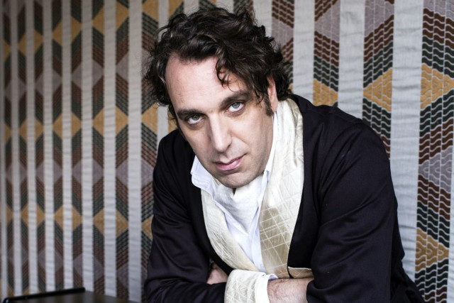 Chilly Gonzales... (Courtoisie)