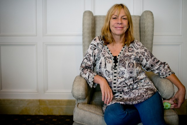 Grande voyageuse devant l'Éternel, Rickie Lee Jones s'est... (PHOTO DAVID BOILY, LA PRESSE)