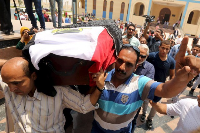 L'acteur Omar Sharifest mort vendredi d'une crise cardiaque... (PHOTO MOHAMED ABD EL GHANY, REUTERS)