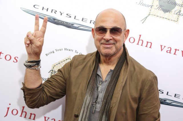 Le designer John Varvatos... (Photo Rich Fury, archives AP)