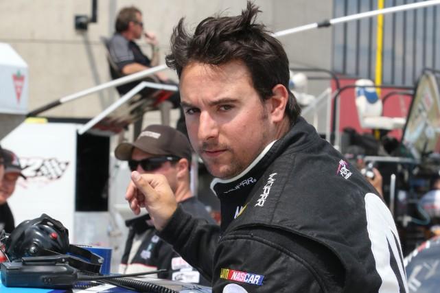 Andrew Ranger est actuellement au sixième rang du... (Photo Danny Raymond, Flagworld.com)