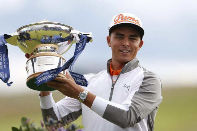 Rickie Fowler... (Photo Lee Smith, Reuters)