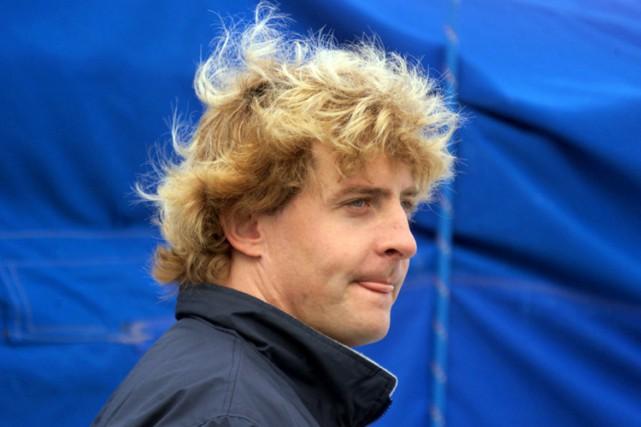 Laurent Bourgnon avait disparu le 24 juin, après... (ARCHIVES REUTERS)