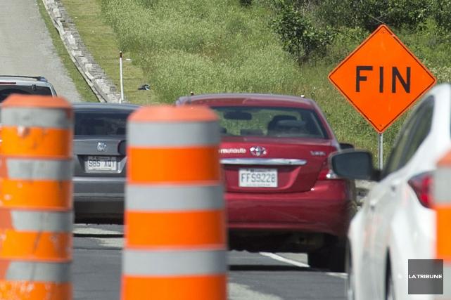 De nombreux chantiers routiers perturberont aujourd'hui la circulation un peu... (Archives La Tribune)