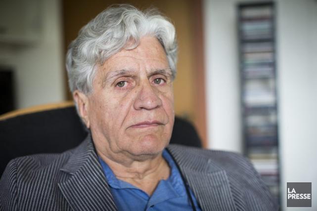 Le compositeur français Michel Legrand accuse l'ex-Baronet Jean... (PHOTO OLIVIER PONTBRIAND, LA PRESSE)