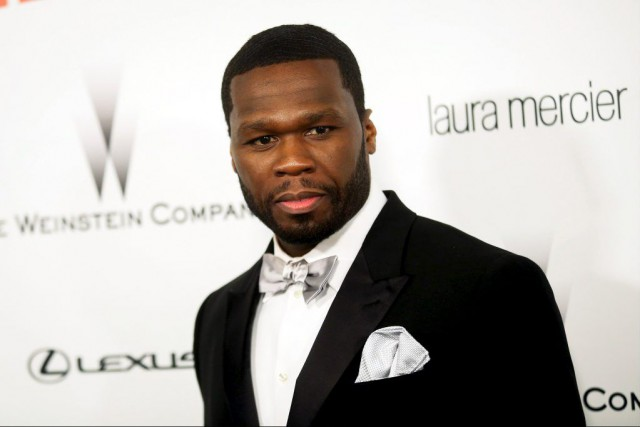 50 Cent... (PHOTO  PATRICK T. FALLON, ARCHIVES REUTERS)