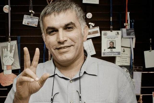 Directeur du Centre bahreïni pour les droits de... (Photo tirée de Facebook, via Wikipédia)