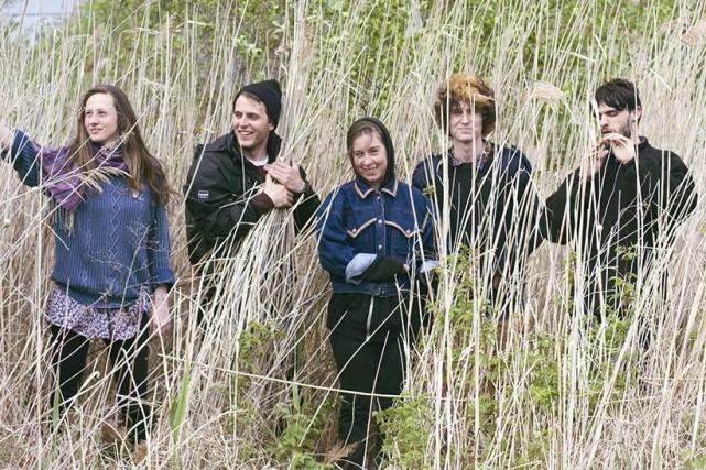 Le groupe Sweet Grass se produira le 20... ((Courtoisie))