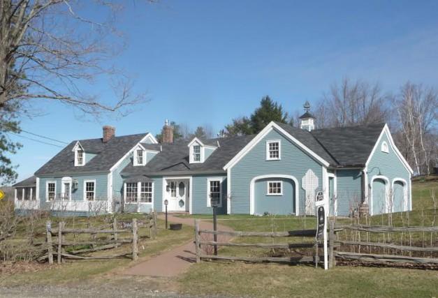 Qui n'a pas rêvé de visiter de ces anciennes demeures qui forment les paysage... (Photo fournie)