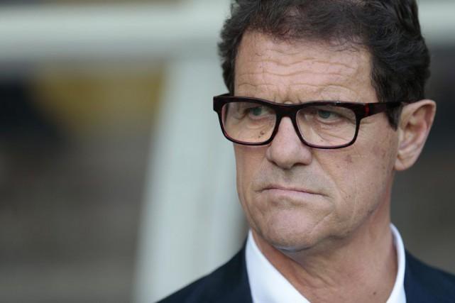 Fabio Capello... (PHOTO IVAN SEKRETAREV, ARCHIVES ASSOCIATED PRESS)