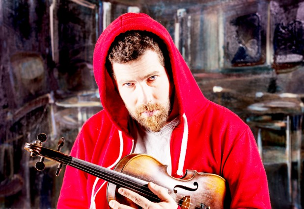 Ashley MacIsaac... (Photo fournie)