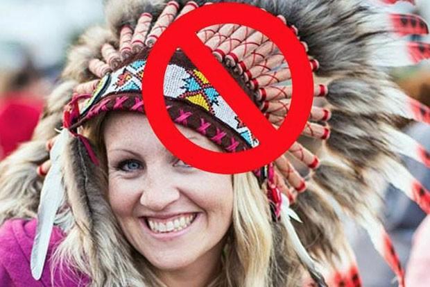 Le festival musique et arts Osheaga interdit à ses visiteurs de porter «des... (PHOTO TIRÉE DE LA PAGE FACEBOOK D'OSHEAGA)