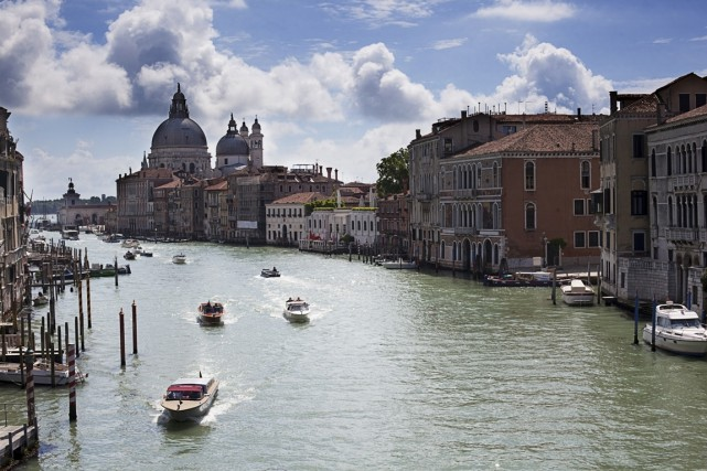 Venise, en Italie.... (Photo Digital/Thinkstock)