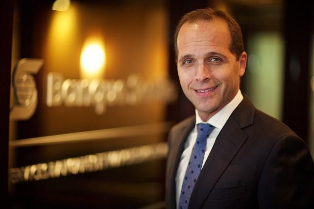 Vincent Delisle, stratège à la Banque Scotia... (Photo André Pichette, Archives La Presse)