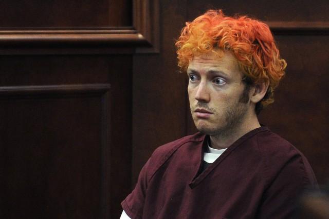 James Holmes a été reconnucoupable d'avoir tué 12... (PHOTO ARCHIVES AP/THE DENVER POST)