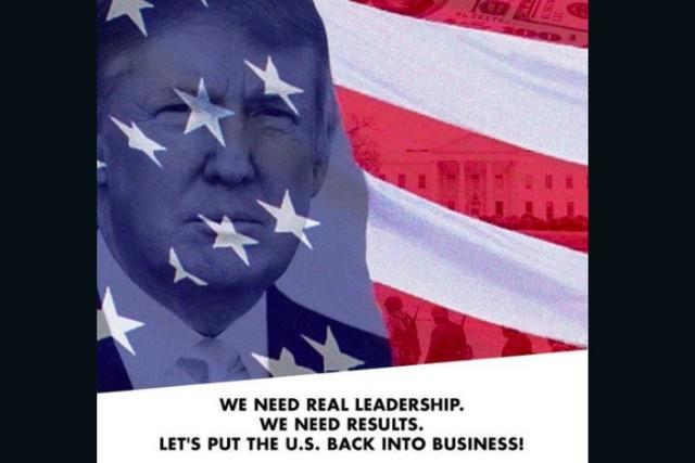 L'équipe de campagne de Donald Trump a expliqué...
