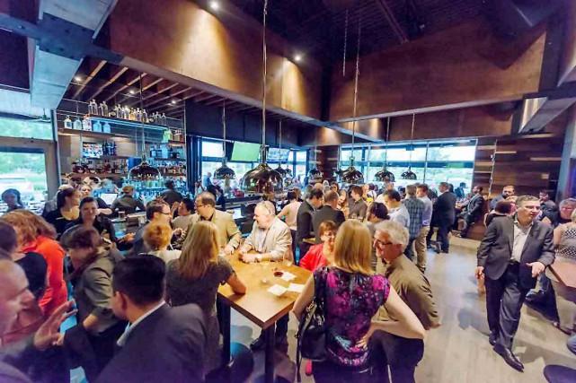 Le nouveau restaurant Bâton Rouge de Place Ste-Foy... (Photo tirée de la page Facebook du Bâton Rouge de Drummondville)