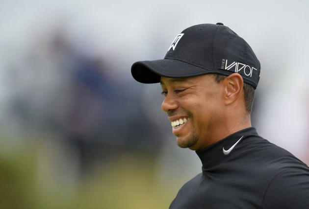 À la recherche d'une première victoire en presque deux ans, Tiger Woods peut au... (Agence France-Presse)